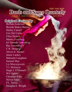 Bards and Sages April 2013